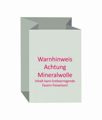 Verpackung Mineralwolle