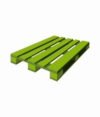 Grafik einer Holzpalette der Firma Puhm