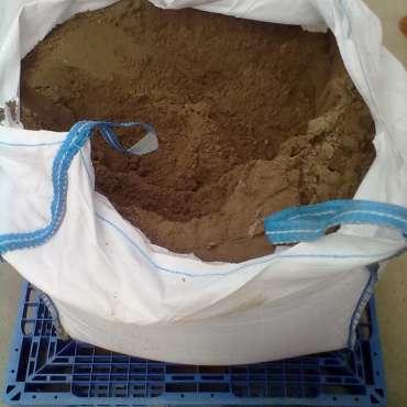 Aufbewahrung Sand