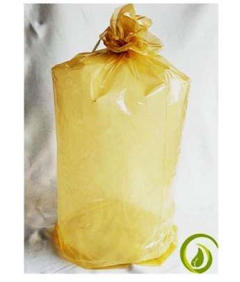Seitenfaltensack aus 100 Prozent recycelter LDPE-Folie
