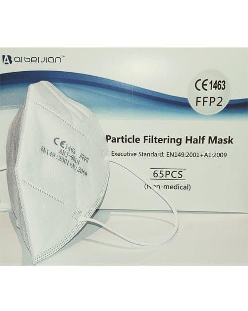 FFP2-Maske mit Verpackung